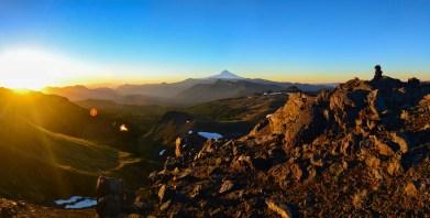 Volcan Villarrica, Chili