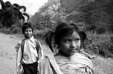 Chaine des Anapurna, Népal