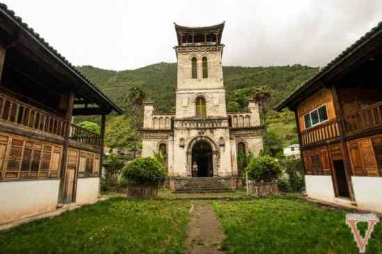 cizhong eglise yunnan