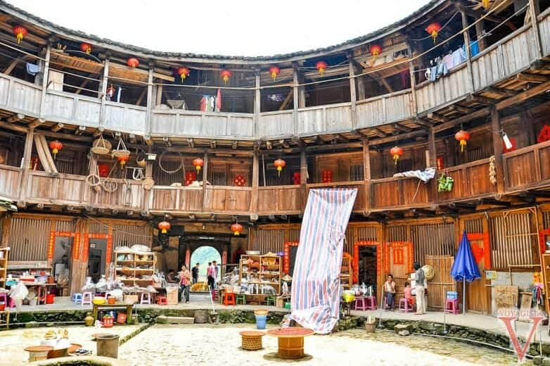 Tulou Fujian Maison Hakka-2