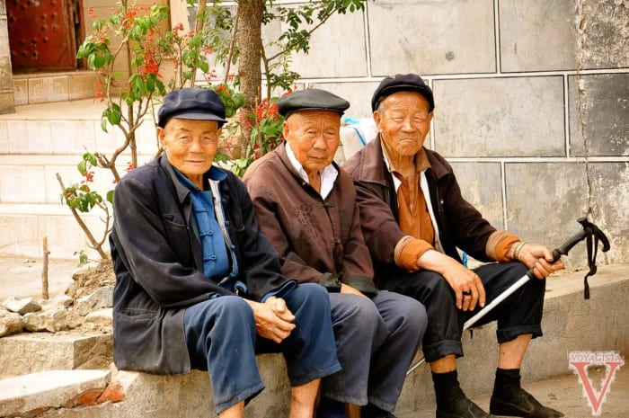 yunnan marché shaxi