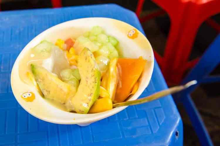 street food hanoi