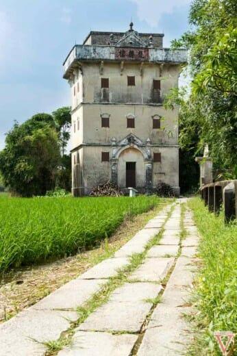 Les tours de Kaiping