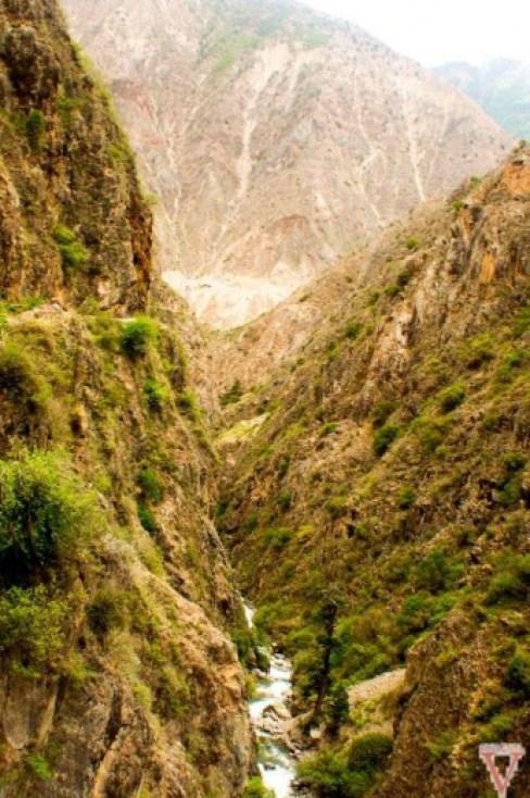 randonnée yubeng