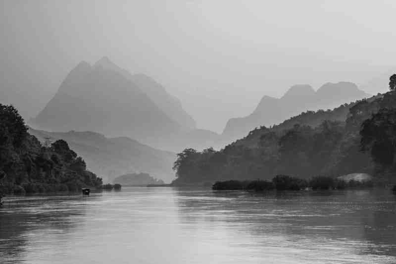 Descente de la rivière Nam Ou