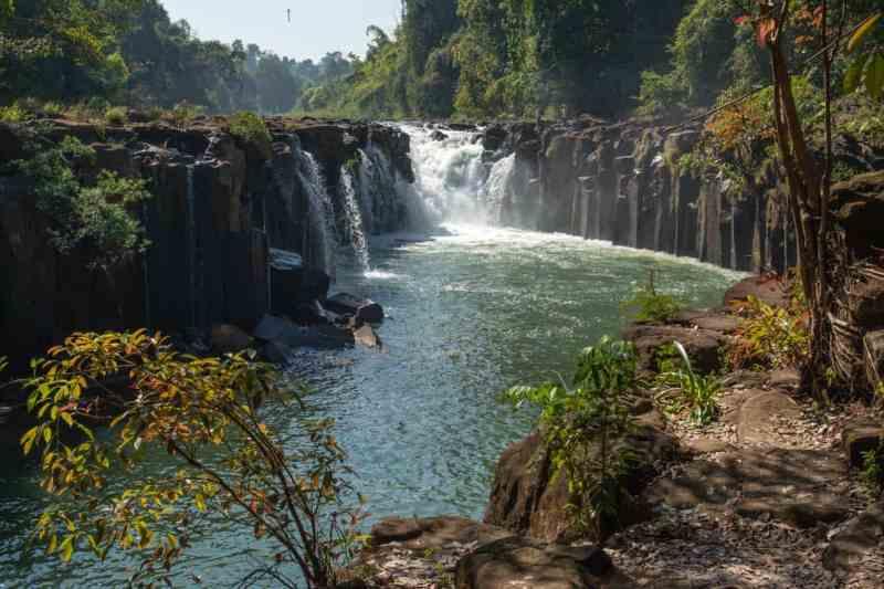 Tad Pasuam Laos