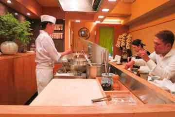 tempura masa ginza tokyo