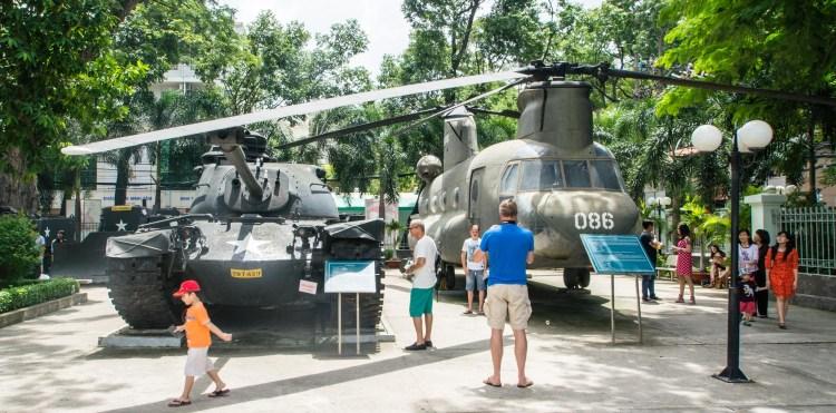 Musée des crimes de guerre saigon
