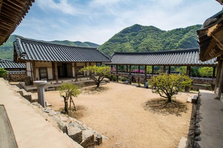 l'école confucéenne de Dosanseowon