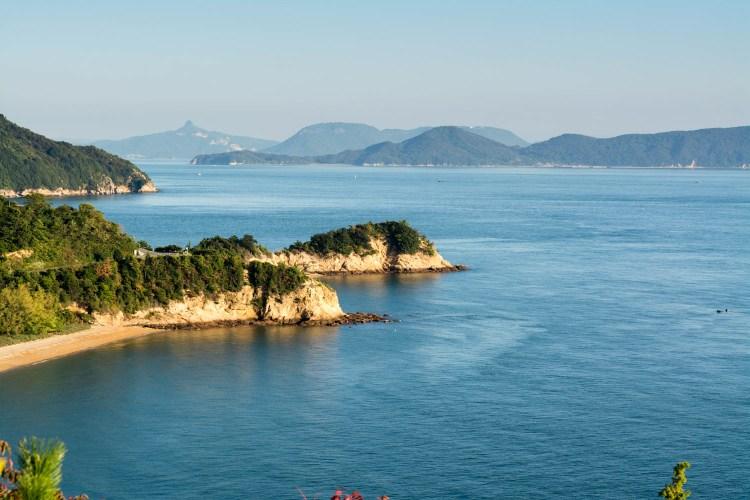 naoshima shikoku japon