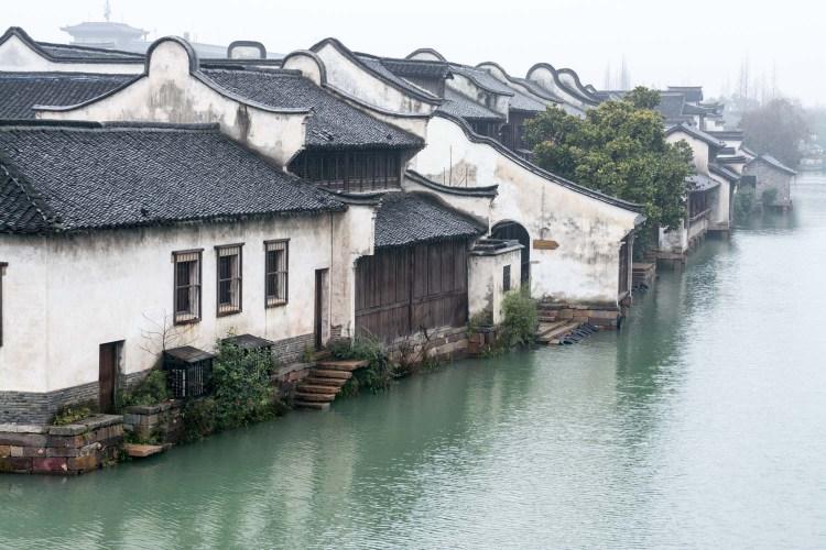 wuzhen ville d'eau