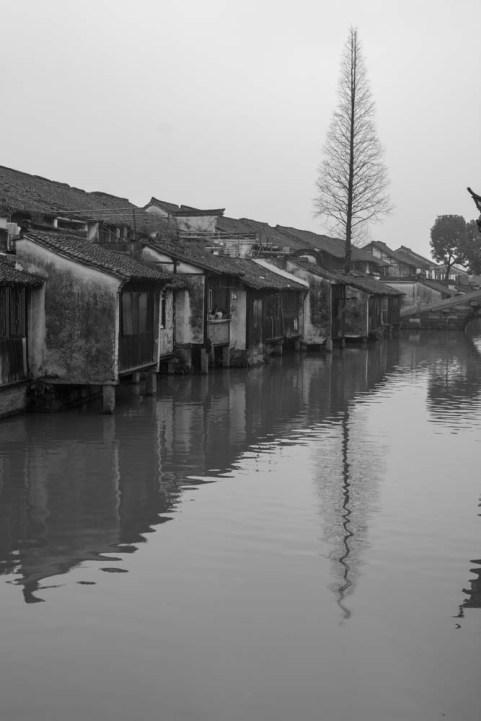 wuzhen shanghai ville d'eau