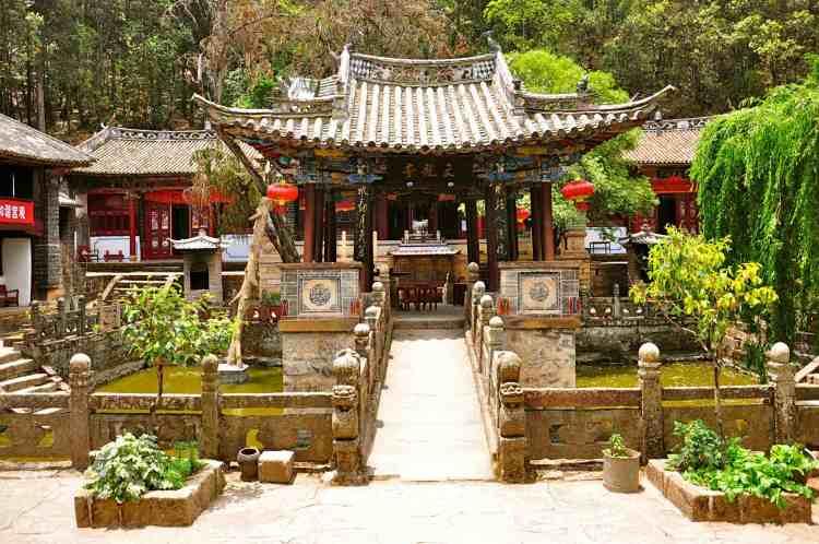 weiboshan yunnan