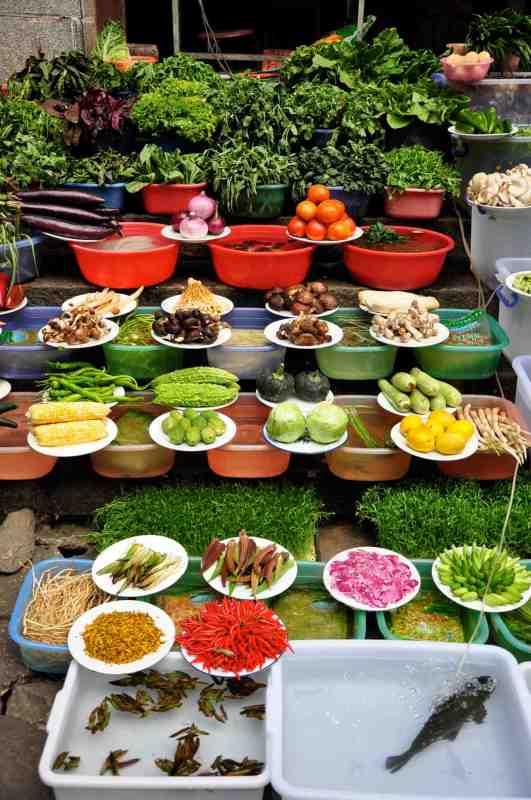 Manger au Yunnan