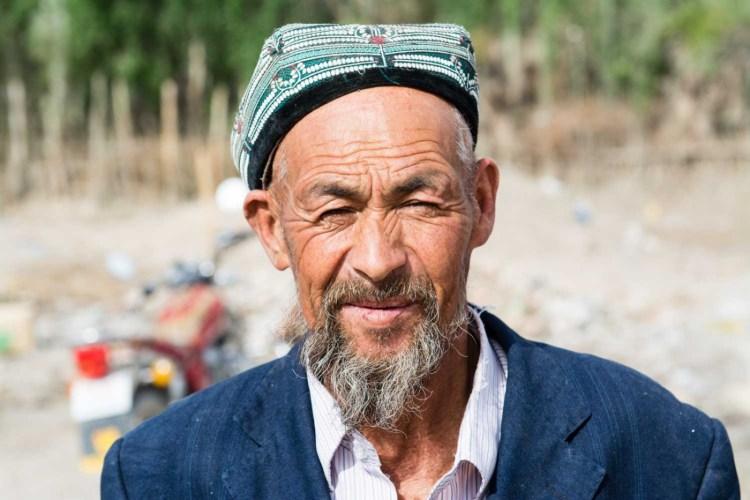 kasghar xinjiang chine route de la soie