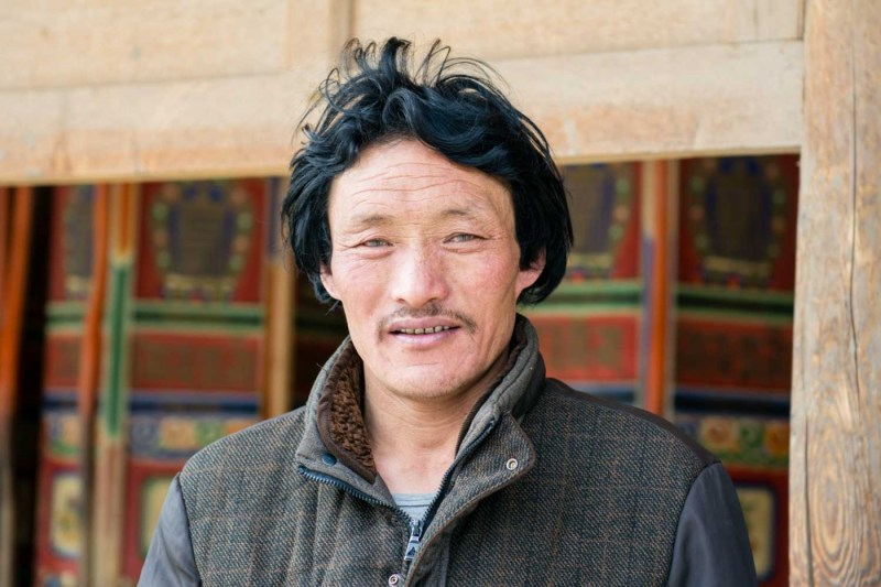 monastère de labrang xiahe gansu chine