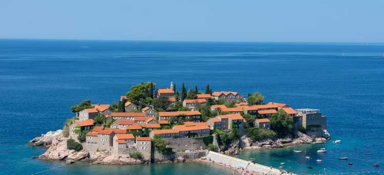 Visiter le Monténégro et sa côté adriatique