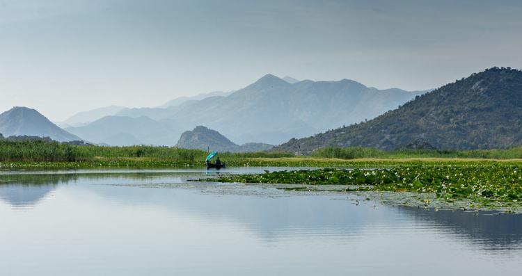 Visiter le lake Skadar au Monténégro