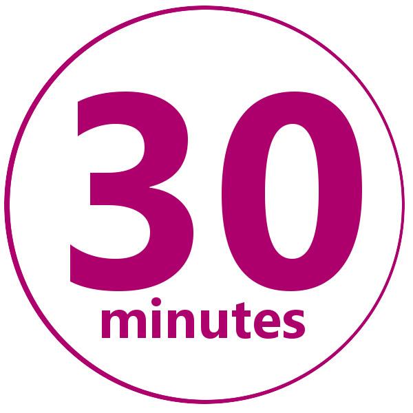 30 Minutes  Voyance Luminance