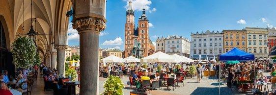 Preparando viaje a Cracovia en primavera