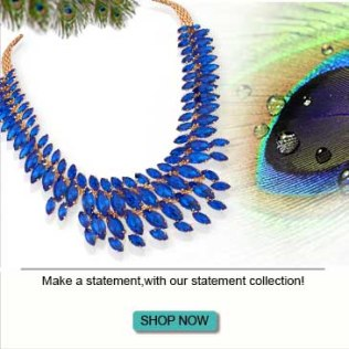 Statement Necklaces Collection