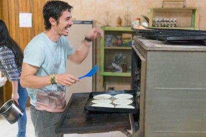 El cocinero colombiano