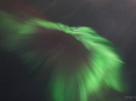 Polarlichter Norwegen 2015