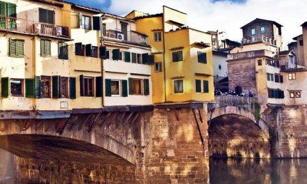 Florence utsedd till världens bästa stad