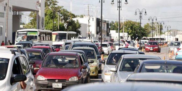 Resultado de imagen de tráfico en merida