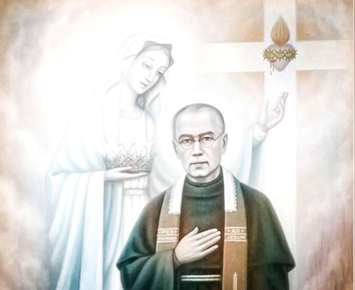El Ápostol de la Inmaculada y el Sagrado Corazón de Jesús - Voz ...