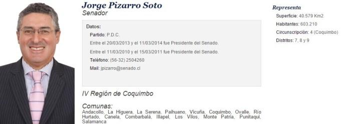 Imagen vía Senado de Chile