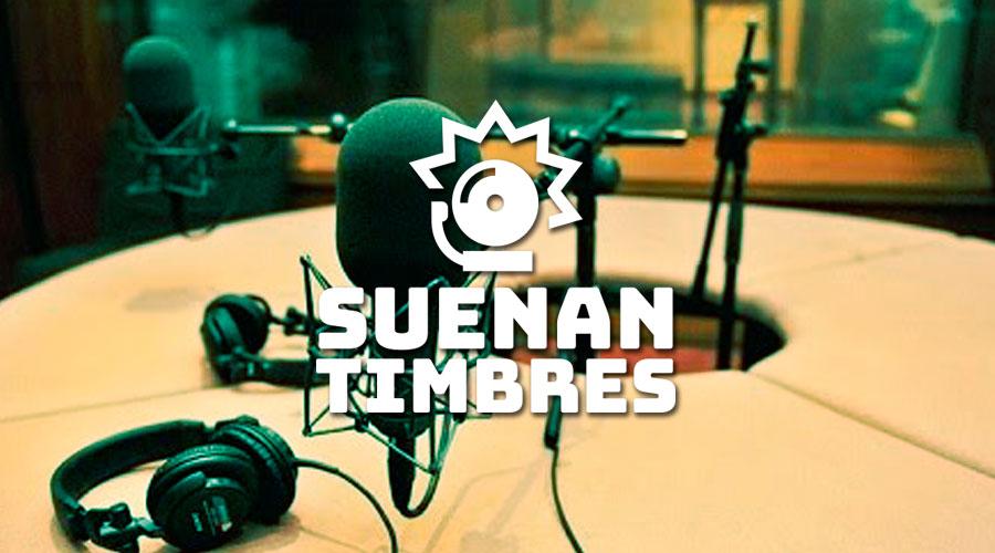 Suenan Timbres EP 1