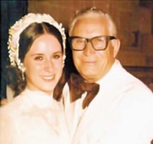 La filicida, el día de su boda