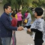 Gestionará Toño Macías recursos para infraestructura educativa