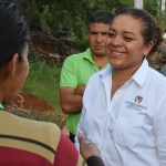Este 1 de Julio Voten Libre y Sin Miedo: Eva Maldonado