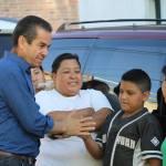 Trabajará en beneficio de la economía de las familias, Raúl Orihuela