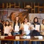 Se compromete Ana Paola López impulsar acciones por la paz en Querétaro