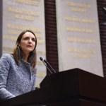 Presenta iniciativa diputada federal Ana Paola López Brilain en San Lázaro