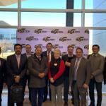 Encuentro de Desarrollo Económico con la Wichita Business Community factor para desarrollo: Alejandro Ochoa