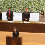 Aprobamos exhortos a favor del turismo y los ex migrantes mexicanos: Vero Hernández