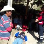 Capacitan a guías turísticos en Río Escanela, Pinal de Amoles