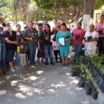 Plantarán 630 Árboles de Sombra en Comunidades de Tolimán