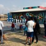 Inicia rescate de espacio público en Los Héroes, El Marqués