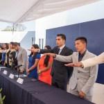 Rinden protesta los integrantes del Consejo Municipal de Juventud de El Marqués