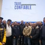 Gobierno de Memo Vega apoyará a taxistas sanjuanenses con instalación de GPS