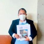 Alcaldesa Marina Ponce realiza gestiones ante Gobierno del Estado a favor de Landa de Matamoros