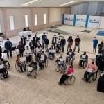 Concluye Taller de Habilitación para Personas con Discapacidad en Huimilpan