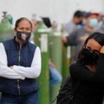México registra 1 mil 803 muertes por coronavirus en un día, nuevo récord