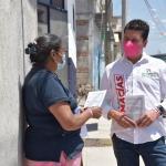 Toño Macías buscará apoyar al sector agropecuario