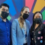 Asisten jóvenes landenses a Foro Focus Group
